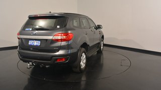 2017 Ford Everest UA Ambiente 4WD Meteor Grey 6 Speed Sports Automatic Wagon