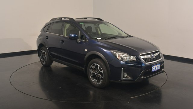 Used Subaru XV G4X MY16 2.0i-L Lineartronic AWD, 2016 Subaru XV G4X MY16 2.0i-L Lineartronic AWD Blue 6 Speed Constant Variable Wagon