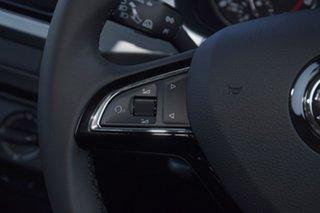 2018 Skoda Fabia NJ MY18.5 81TSI DSG Quartz Grey 7 Speed Sports Automatic Dual Clutch Hatchback