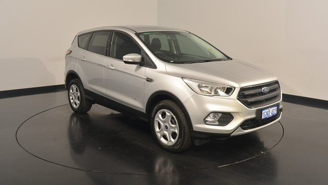 Used Ford Escape ZG Ambiente AWD, 2017 Ford Escape ZG Ambiente AWD Moondust Silver 6 Speed Sports Automatic Wagon