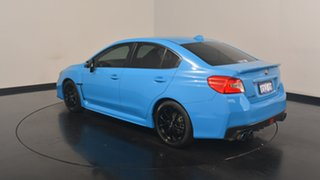 2015 Subaru WRX V1 MY16 Hyper Blue Lineartronic AWD Blue 8 Speed Constant Variable Sedan.