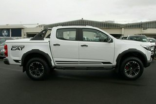 2018 Holden Special Vehicles Colorado RG MY18 SportsCat+ Pickup Crew Cab Summit White 6 Speed