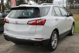 2019 Holden Equinox EQ MY18 LTZ FWD Summit White 9 Speed Sports Automatic Wagon.