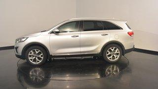 2017 Kia Sorento UM MY17 Platinum AWD Silky Silver 6 Speed Sports Automatic Wagon.