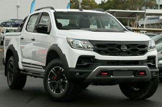 2018 Holden Special Vehicles Colorado RG MY18 SportsCat+ Pickup Crew Cab Summit White 6 Speed.