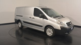 2014 Fiat Scudo Low Roof LWB Silver 6 Speed Manual Van