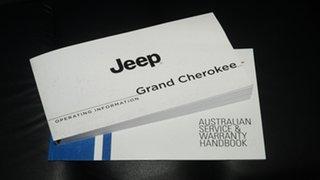 2017 Jeep Grand Cherokee WK MY17 Limited Maximum Steel 8 Speed Sports Automatic Wagon