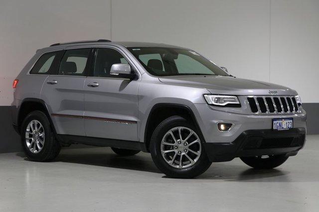 Used Jeep Grand Cherokee WK MY15 Laredo (4x4), 2015 Jeep Grand Cherokee WK MY15 Laredo (4x4) Silver 8 Speed Automatic Wagon