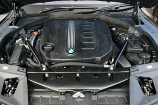 2012 BMW 730d F01 MY0911 Steptronic Black 6 Speed Sports Automatic Sedan