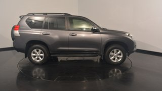 2013 Toyota Landcruiser Prado GRJ150R GXL Grey 5 Speed Sports Automatic Wagon