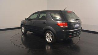 2013 Ford Territory SZ TX Seq Sport Shift Grey 6 Speed Sports Automatic Wagon.