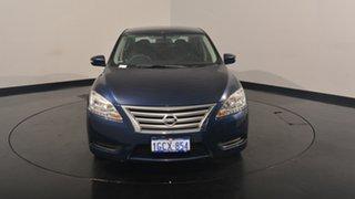 2016 Nissan Pulsar B17 Series 2 ST Blue 1 Speed Constant Variable Sedan