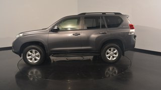 2013 Toyota Landcruiser Prado GRJ150R GXL Grey 5 Speed Sports Automatic Wagon.
