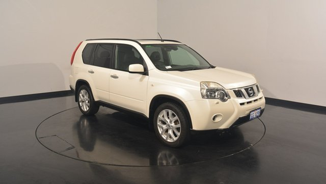 Used Nissan X-Trail T31 Series V TI, 2012 Nissan X-Trail T31 Series V TI White 1 Speed Constant Variable Wagon