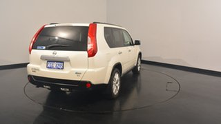 2012 Nissan X-Trail T31 Series V TI White 1 Speed Constant Variable Wagon