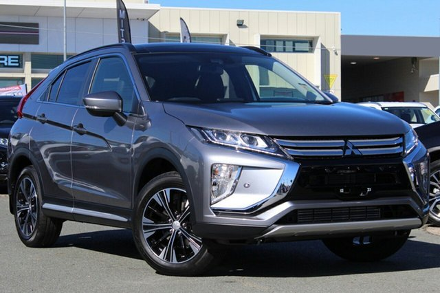 New Mitsubishi Eclipse Cross YA MY18 Exceed (AWD), 2018 Mitsubishi Eclipse Cross YA MY18 Exceed (AWD) Titanium Continuous Variable Wagon