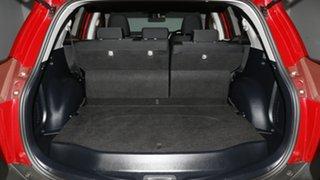 2013 Toyota RAV4 ALA49R GXL AWD Red 6 Speed Sports Automatic Wagon