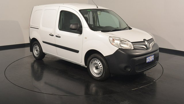 Used Renault Kangoo F61 Phase II , 2014 Renault Kangoo F61 Phase II White 4 Speed Automatic Van