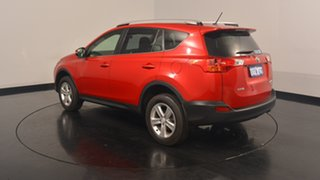 2013 Toyota RAV4 ALA49R GXL AWD Red 6 Speed Sports Automatic Wagon.
