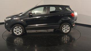 2014 Ford Ecosport BK Titanium PwrShift Black 6 Speed Sports Automatic Dual Clutch Wagon.