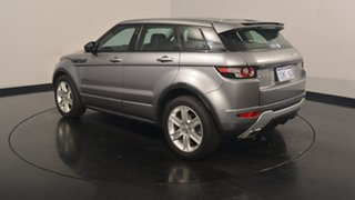 2014 Land Rover Range Rover Evoque L538 MY14 SD4 Dynamic Grey 9 Speed Sports Automatic Wagon.