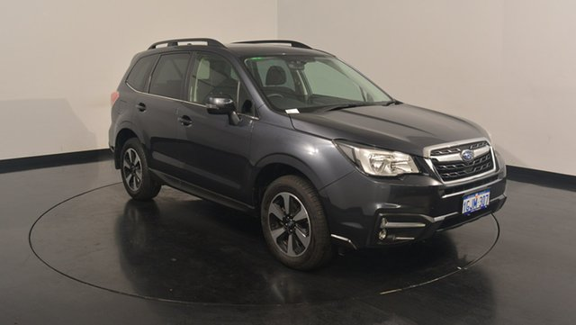 Used Subaru Forester S4 MY17 2.5i-L CVT AWD, 2017 Subaru Forester S4 MY17 2.5i-L CVT AWD Grey 6 Speed Constant Variable Wagon