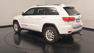 2017 Jeep Grand Cherokee WK MY17 Laredo 4x2 Bright White 8 Speed Sports Automatic Wagon.