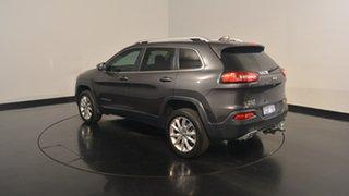2015 Jeep Cherokee KL MY15 Limited Granite Crystal Metallic 9 Speed Sports Automatic Wagon.