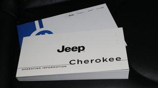 2015 Jeep Cherokee KL MY15 Limited Granite Crystal Metallic 9 Speed Sports Automatic Wagon