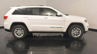 2017 Jeep Grand Cherokee WK MY17 Laredo 4x2 Bright White 8 Speed Sports Automatic Wagon