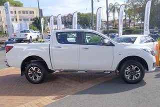 2018 Mazda BT-50 UR0YG1 XTR Cool White 6 Speed Sports Automatic Utility.