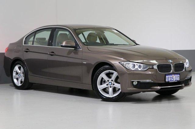 Used BMW 320d F30 , 2012 BMW 320D F30 Bronze 8 Speed Automatic Sedan