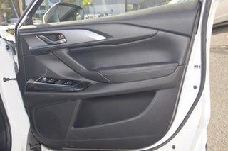 2017 Mazda CX-9 TC Touring SKYACTIV-Drive i-ACTIV AWD Snowflake White 6 Speed Sports Automatic Wagon