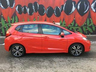 2018 Honda Jazz GF MY18 VTi-L Rallye Red 1 Speed Constant Variable Hatchback.