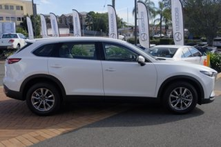 2017 Mazda CX-9 TC Touring SKYACTIV-Drive i-ACTIV AWD Snowflake White 6 Speed Sports Automatic Wagon.