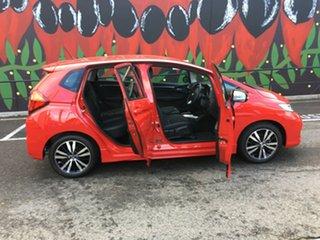 2018 Honda Jazz GF MY18 VTi-L Rallye Red 1 Speed Constant Variable Hatchback