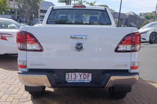 2018 Mazda BT-50 UR0YG1 XTR Cool White 6 Speed Sports Automatic Utility