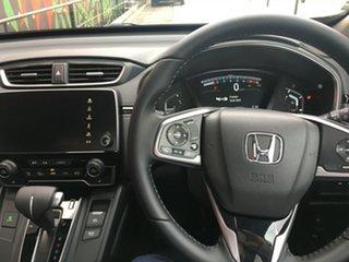 2018 Honda CR-V RW MY18 VTi-LX 4WD Brilliant Sporty Blue 1 Speed Constant Variable Wagon