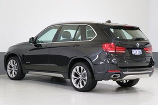 2017 BMW X5 F15 MY16 xDrive 30D Black 8 Speed Automatic Wagon
