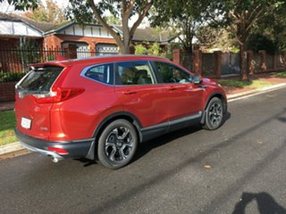 2018 Honda CR-V RW MY18 VTi-S FWD Passion Red 1 Speed Constant Variable Wagon.