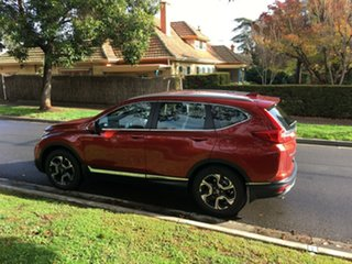 2018 Honda CR-V RW MY18 VTi-S FWD Passion Red 1 Speed Constant Variable Wagon