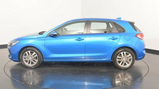 2018 Hyundai i30 PD MY18 Active Marina Blue 6 Speed Sports Automatic Hatchback.