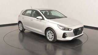 2018 Hyundai i30 PD MY18 Go Platinum Silver Metallic 6 Speed Sports Automatic Hatchback