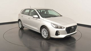 2018 Hyundai i30 PD MY18 Go Platinum Silver Metallic 6 Speed Sports Automatic Hatchback.