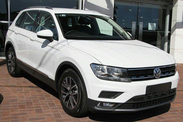 New Volkswagen Tiguan 5N MY20 132TSI DSG 4MOTION Comfortline, 2020 Volkswagen Tiguan 5N MY20 132TSI DSG 4MOTION Comfortline White 7 Speed