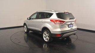 2013 Ford Kuga TF Titanium PwrShift AWD Silver 6 Speed Sports Automatic Dual Clutch Wagon.