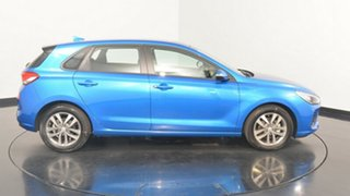 2018 Hyundai i30 PD MY18 Active Marina Blue 6 Speed Sports Automatic Hatchback