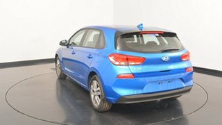 2018 Hyundai i30 PD MY18 Active Marina Blue 6 Speed Sports Automatic Hatchback.