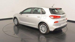 2018 Hyundai i30 PD MY18 Go Platinum Silver Metallic 6 Speed Sports Automatic Hatchback.