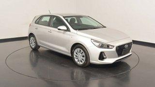 2018 Hyundai i30 PD MY18 Go Platinum Silver Metallic 6 Speed Sports Automatic Hatchback